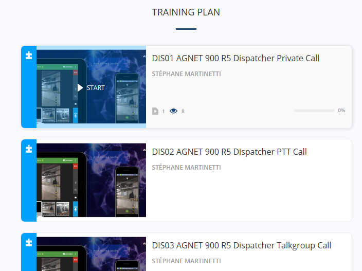 LMS_Agnet-elearning-platform_screenshot-videos-list