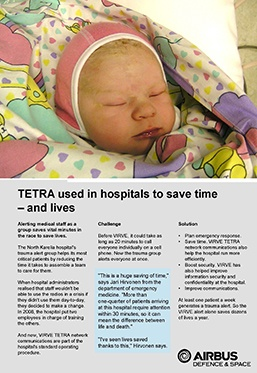 Cover_TETRA-used-in-hospitals-to-save-time-and-lives-Airbus-DS-Case-Study-May2015