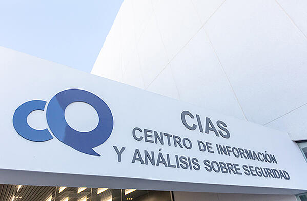 The CQ-CIAS command center in Querétaro Mexico