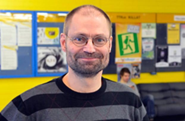 Dr. Harri Posti from the University of Oulu