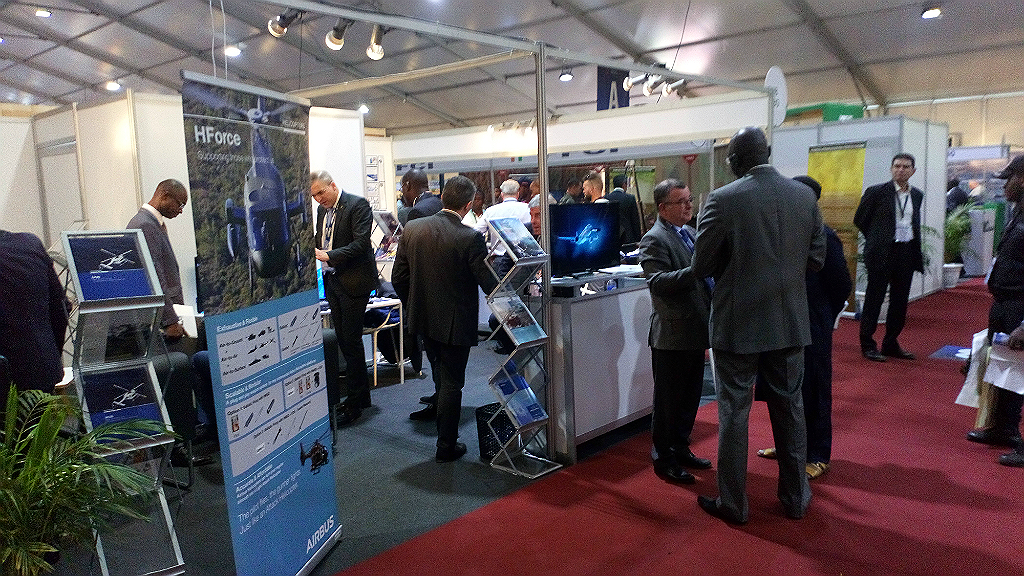 ShieldAfrica International Security and Defence exhibition