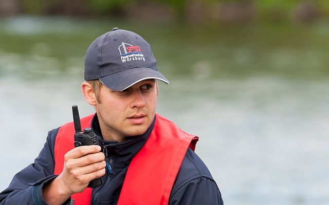 Rescue professional finds the TH9 TETRA radio easy to use
