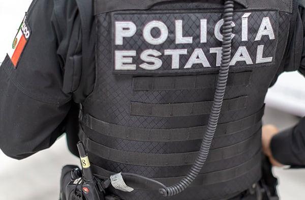 Querétaro police officer