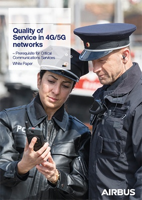 Cover - Quality of Service in 4G/5G networks white paper