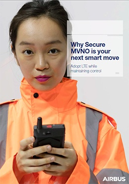 Cover of Why Secure MVNO is your next smart move white paper