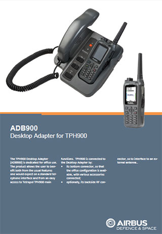 TPH900 desk phone adapter (ADB900)