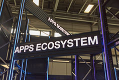 Apps ecosystem at Critical Communications World 2018