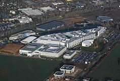 Airbus office in Elancourt
