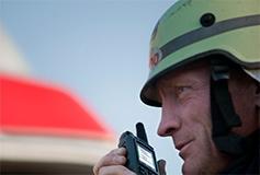 Firefighter-uses-TETRA-radio-237x160