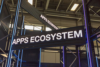 Airbus Apps ecosystem at CCW 2018