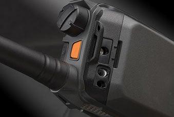 TPH900 handheld Tetrapol radio