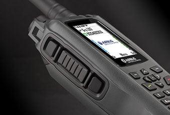 TPH900 Tetrapol radio