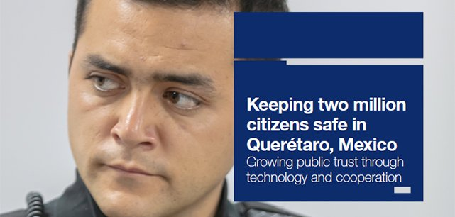 Quéretaro success story document cover page