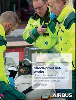 How professional radio communication helps tackle extreme circumstances white paper