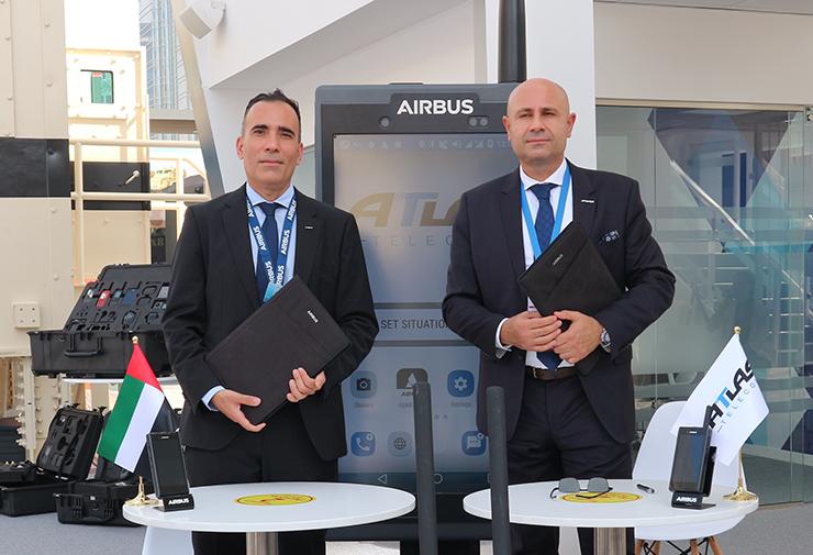 Airbus & Atlas _ Contract Signature