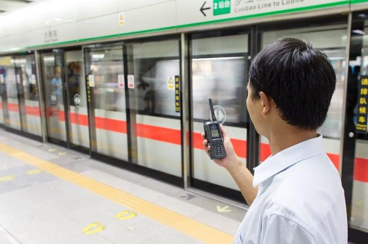 La technologie sécurisée et fiable d'Airbus au bénéfice de trois nouvelles lignes de métro chinoises