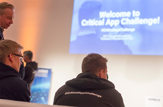 Welcome to Critical App Challenge hackathon!