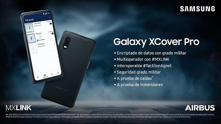 XCover and MXLINK