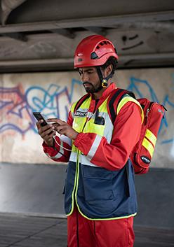Rescue-person-with-smartphone_248x353